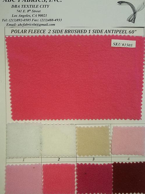 Polar Fleece - Solid # 1505