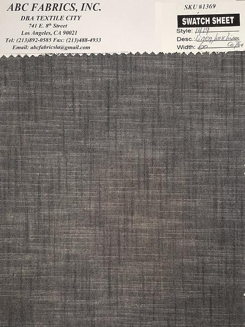 Linen # 1369