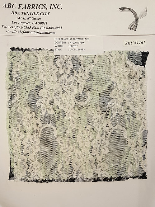 ST Flower Lace # 1161