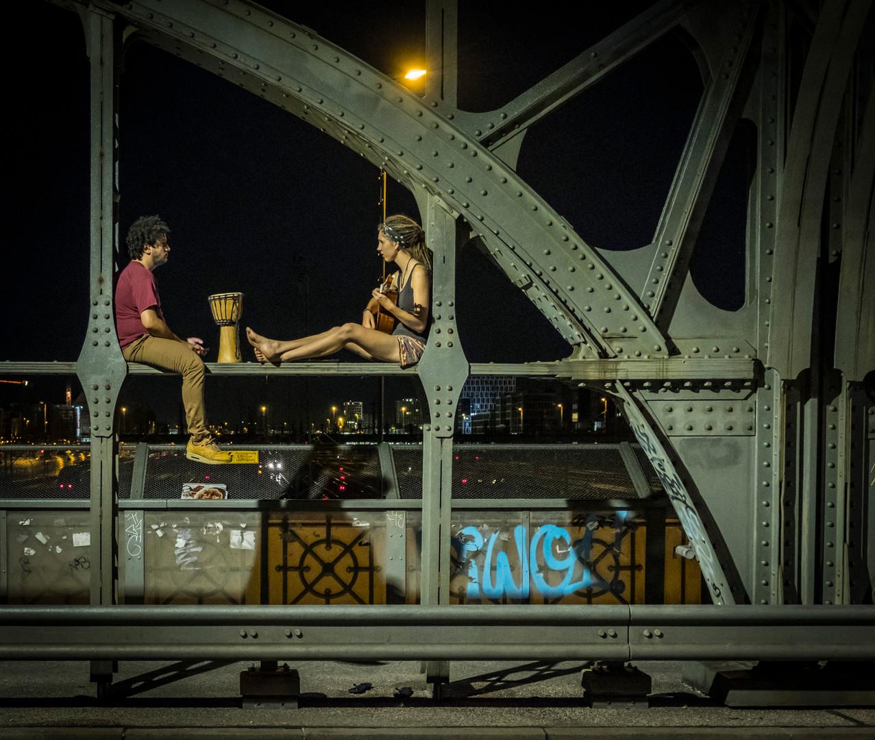 Hackerbrücke, Munich