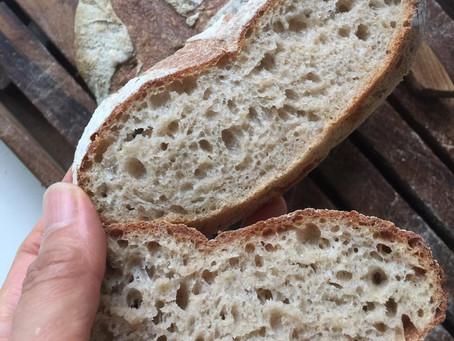 美味しい簡単高加水パン