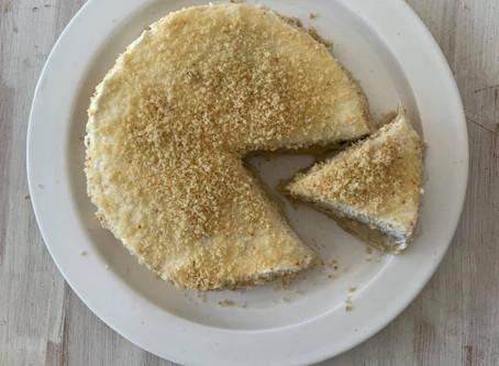 サツマイモケーキ