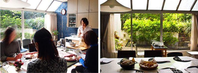 日吉 | Japan | 藤野幸子の料理教室ラクッチーナサッチ La Cucina Sachi