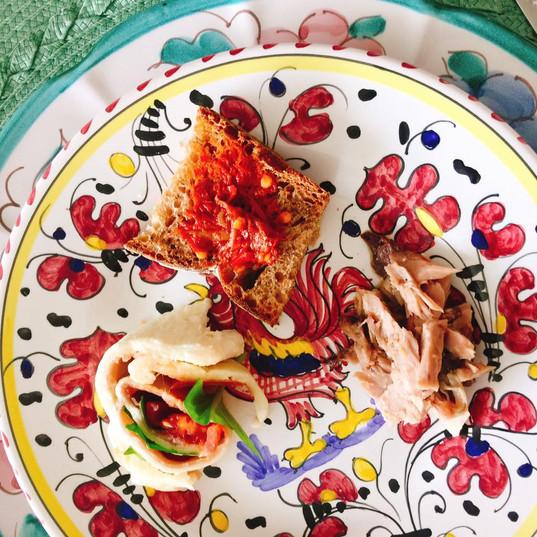 南イタリアの前菜