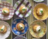 イタリア菓子レモンタルト