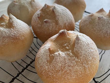 自然酵母のパンをもっと簡単に