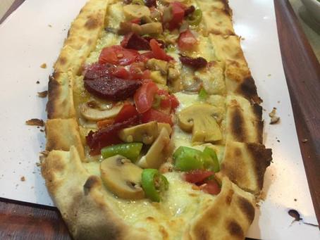 いろんな国のピザ