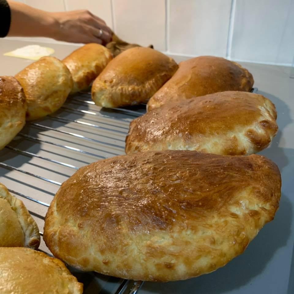 スペインのミートパン