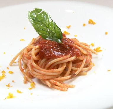 トマトスパゲティー