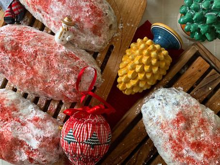 ラクッチーナサッチ横浜日吉サロンのシュトーレンでミニクリスマス特別レッスン