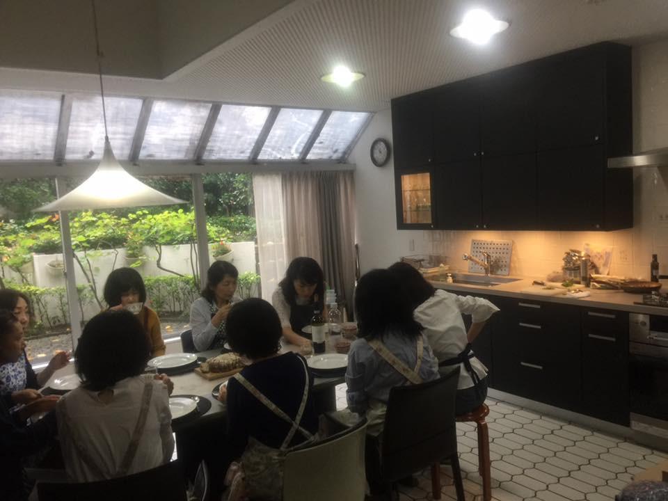 藤野幸子ラクッチーナサッチ成城教室