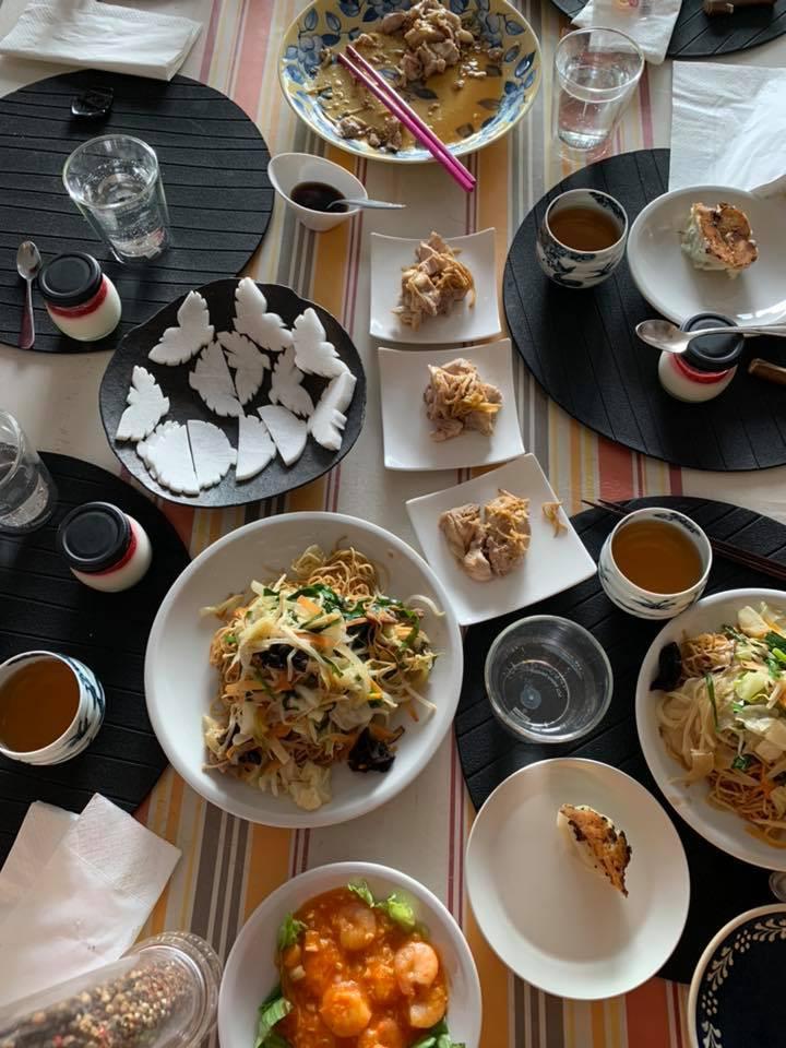 中国料理教室