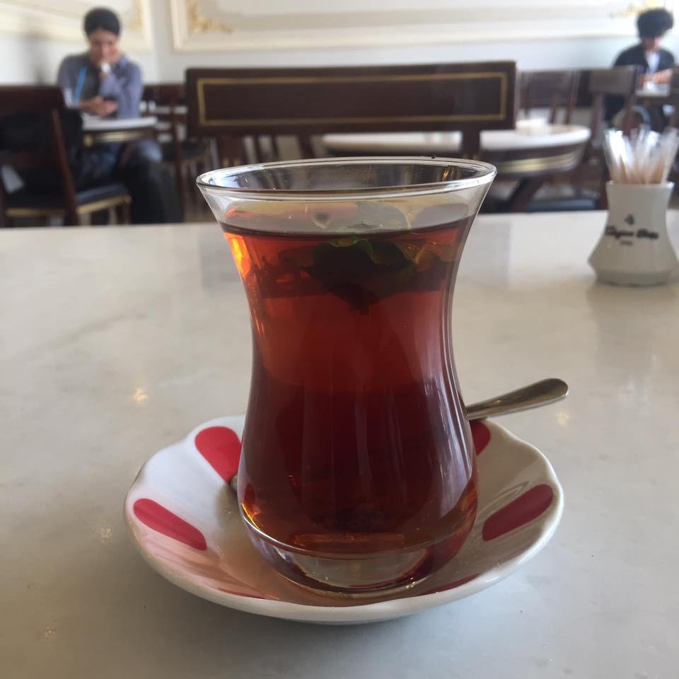 トルコのチャイ