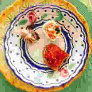 ロサマリーナ カラブリア料理