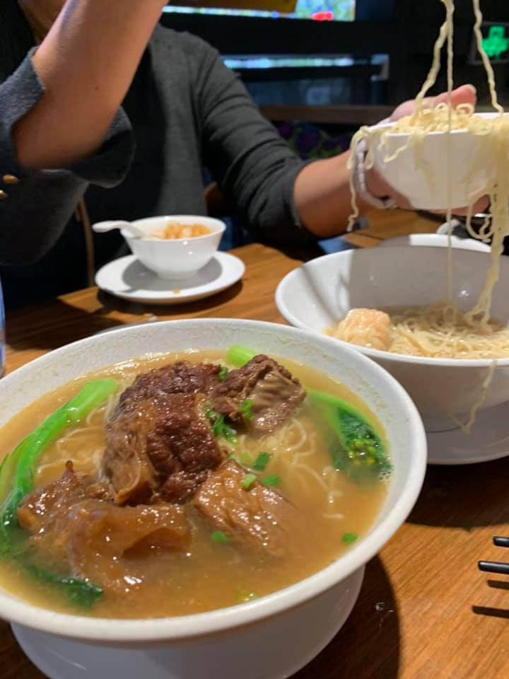 上海のお蕎麦