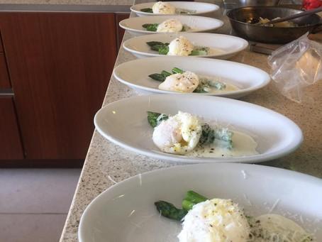 4月ラクッチーナサッチ料理教室