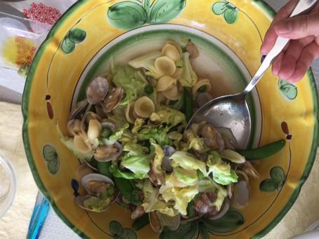 春野菜いっぱいイタリアンのレッスン