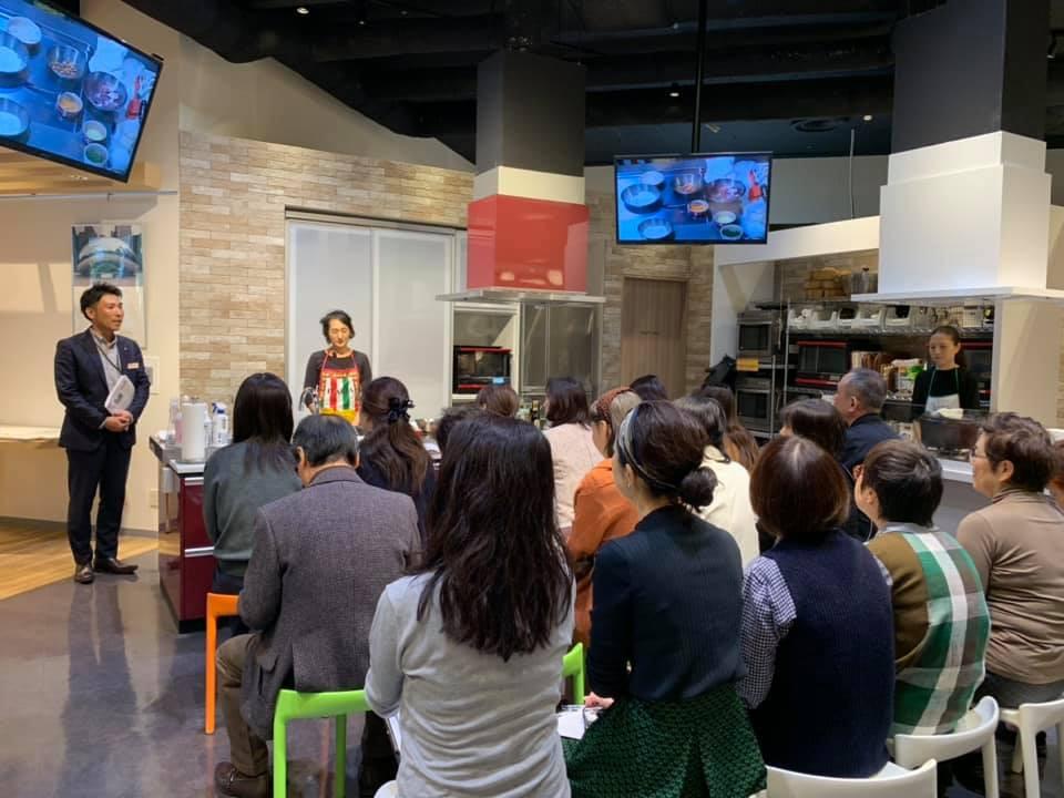 藤野幸子外部料理教室