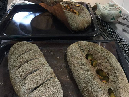 パーネディサッチ 成城サロンのパン教室