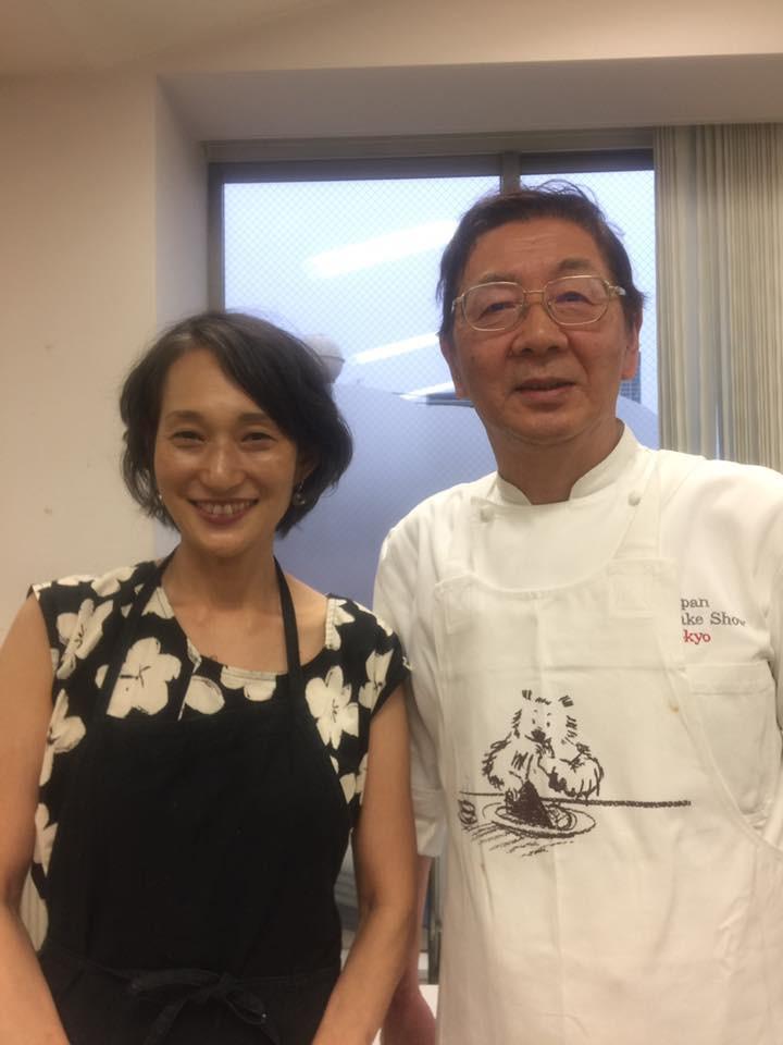 横溝氏&藤野幸子
