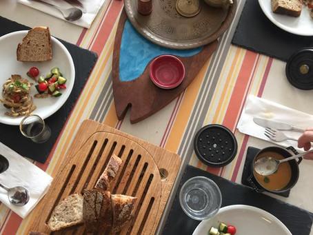 ラクッチーナサッチ10月トルコ料理レッスン