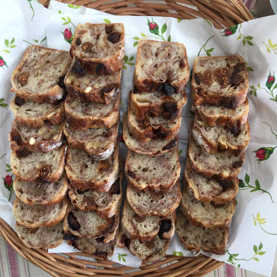 イチヂクのパン