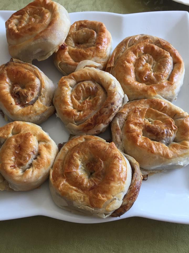 ボレキ トルコ料理