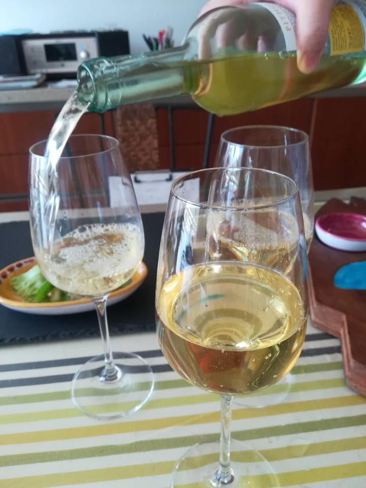 イタリアシチリア白ワイン