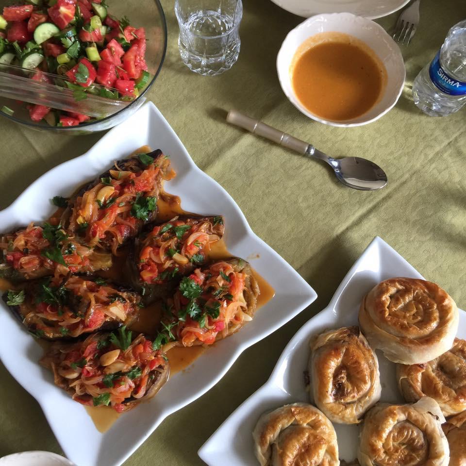 トルコ家庭料理