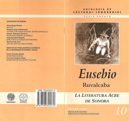 literatura acre de Sonora La, forros. En