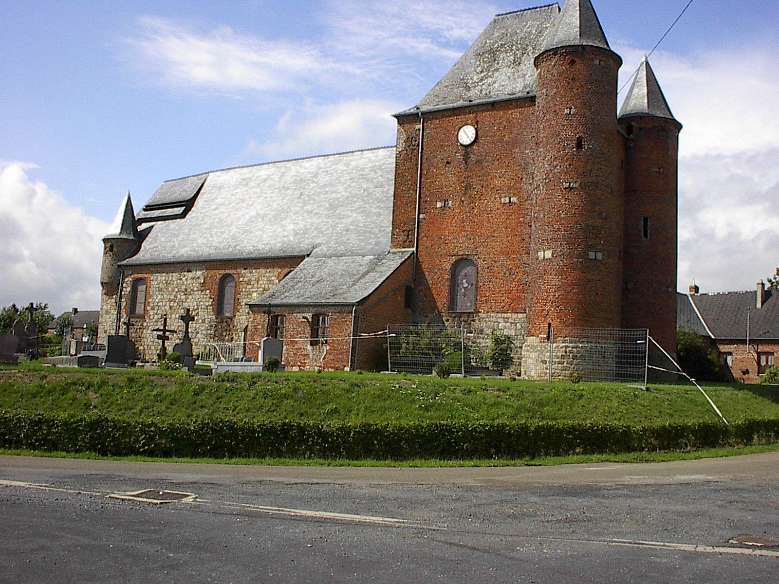 Les églises fortifiées