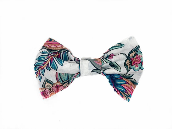 'Paisley Pippin' Bow Tie