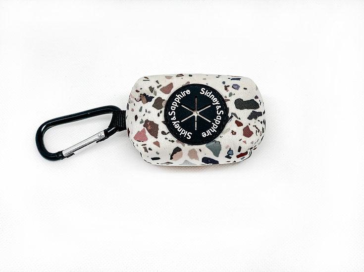 'Terazzo Toto' Poo Bag/Treat Dispenser