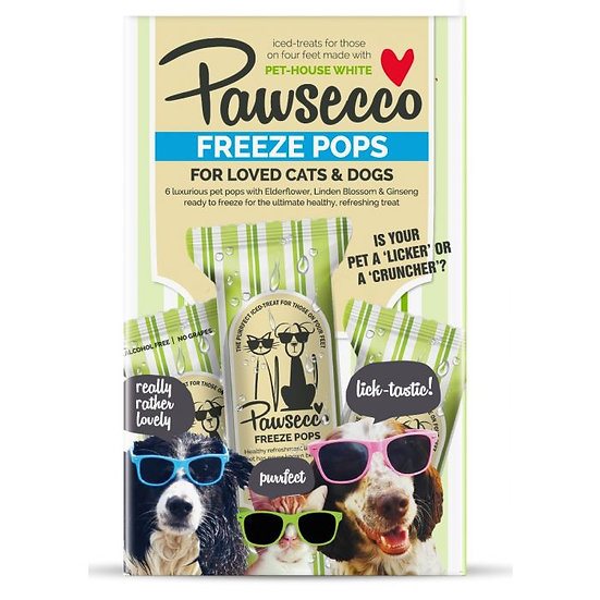 Pawsecco Freezer Pops For Dogs