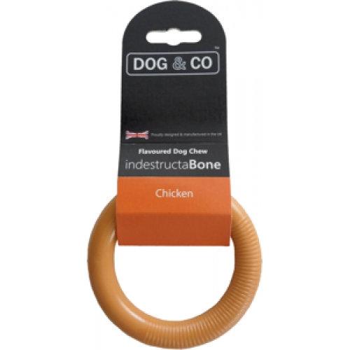 Dog&Co Chew Ring - Chicken