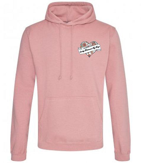 'Easily Distracted By Dogs' Hoodie