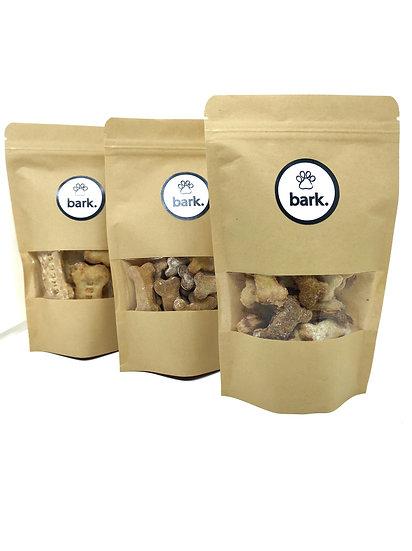 Bark All Natural Treats 100g Bag