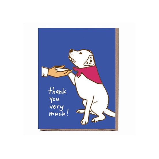Good Dog Thank You