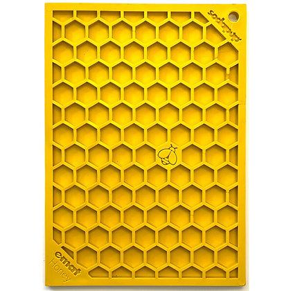 SodaPup Honeycomb Design Enrichment Lick Mat