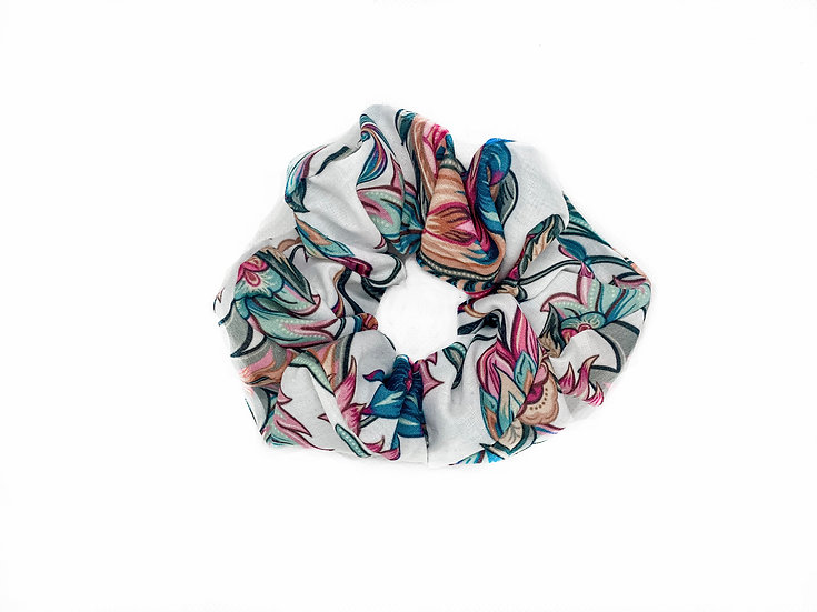 'Paisley Pippin' Scrunchie