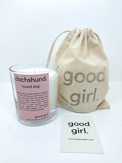 Good Girl Breed Candle