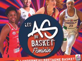 Les AS du basket féminin sont de retour à la salle Cerdan
