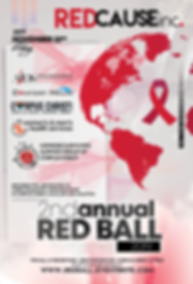 Red Ball 2019 Beneficiaries