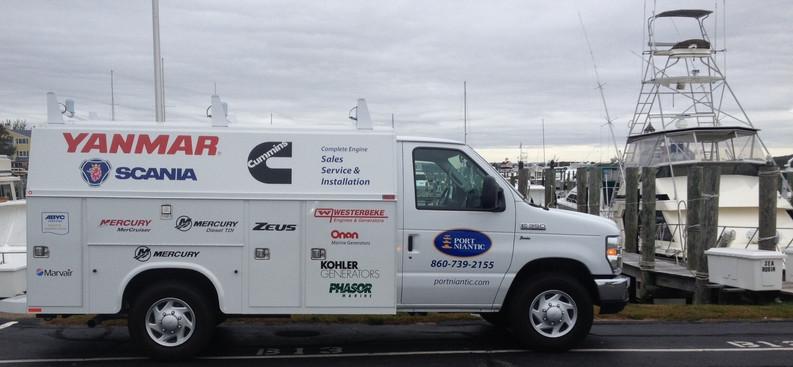 Mobile Marine Service Niantic Bay CT Area