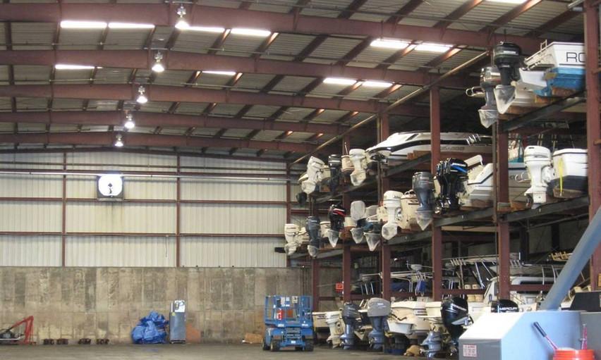 Indoor Rack Storage Niantic CT