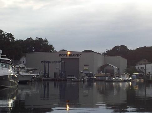 Marine Indoor & Outdoor Storage Niantic CT