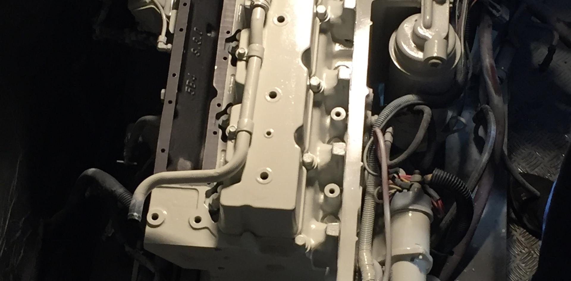 CUMMINS 8.3 L 450 HP Marine Rebuild Niantic CT