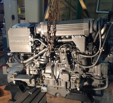 YANMAR 4 LH Marine Rebuild Niantic CT
