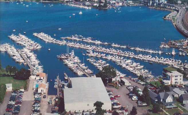Port Niantic Marina Niantic CT
