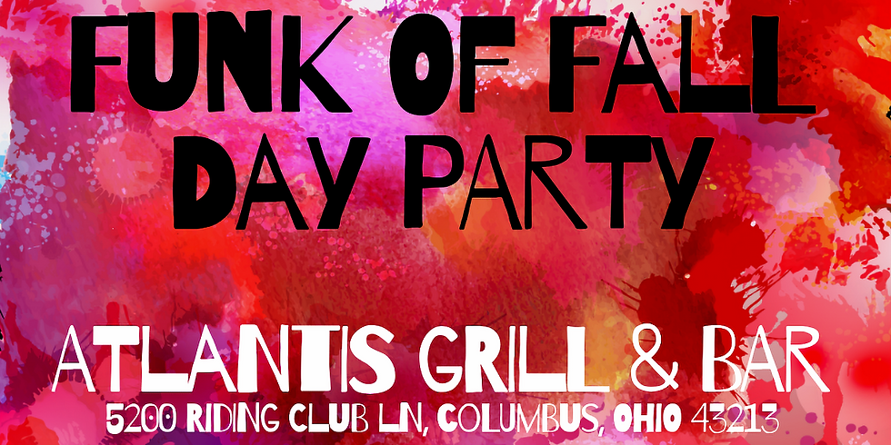 Funk of Fall Day Party